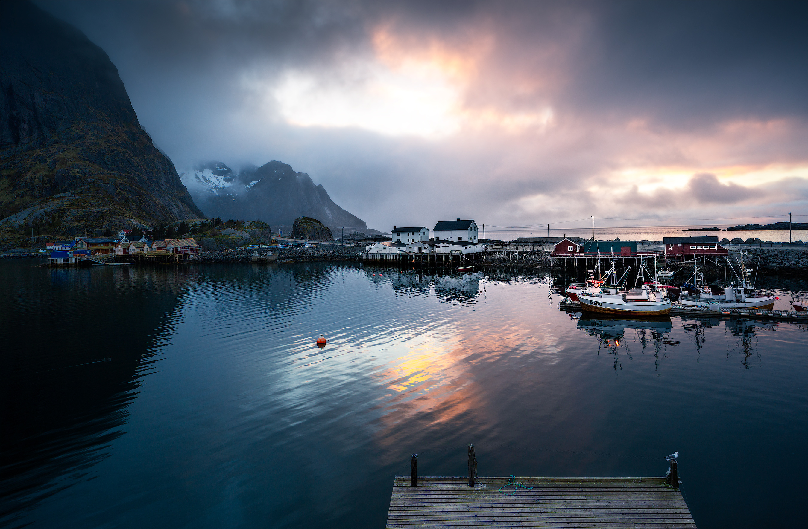 Norway | Midnight Sun